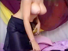SweetGirl having fun on cam