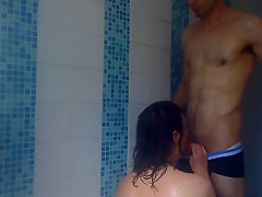Best Ever Shower Sex with Super Hot Couple