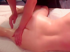 rough sensual massage