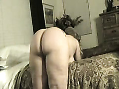 Cum Inside Granny with Big Darksome Shlong