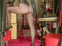 Pantyhose Worship - ImLive