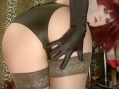 Pantyhose Clad Ass - ImLive