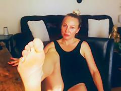 Sexy Ass & foot worship - SuperTrip Video