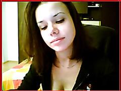 Sexy web camera gal