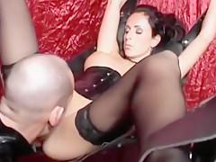 Celia Jones - Latex Stockings Fuck Lucy26 480p