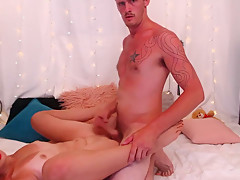 Cole Blue does his first video with Madi Laine