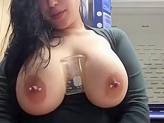 Incredible porn scene BBW private crazy , take a look