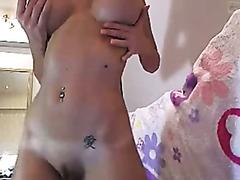Long webcam masturbation clip