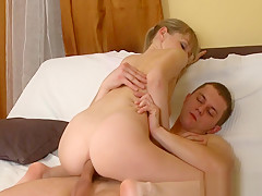 Wet and naughty pussy licking