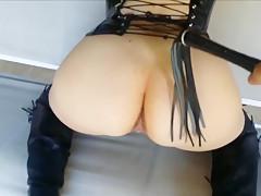 Horny MILF loves BDSM sex