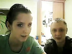 Webcam sucking and fucking video
