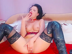 German Erotic Webcam Solo Part1