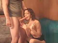 Woman Needs Bigger Condom For Thick Cock