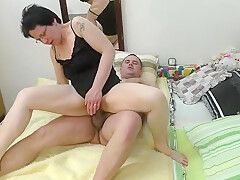 Pavel and Radka wild sex after returning from Bolivia