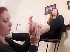 Princess Feet Worship