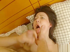 Spicy hot anal plowing session