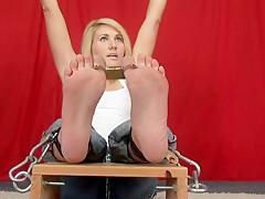 TickleChallenge - Adrian - Foot Tickle Challenge