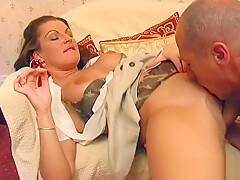 Mistress Jackie Smoking Oral Sex (SH)