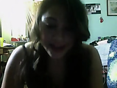 Me doing a hot dance on webcam
