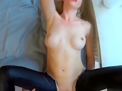 German milf fucked in her asshole facial