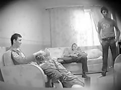 спит с голой жопой скрытая камера