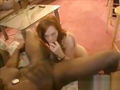 Tiny petite Wife with BBC