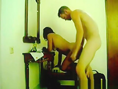 indonesian maid giving the full service