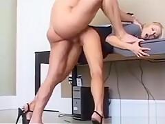 Legs Shaking Hardcore Orgasm