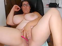 Excellent xxx video Girl Masturbating homemade fantastic pretty one