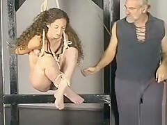 Captivating babe is fake penis her ly juice vagina