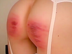 100 cane strokes for miss Holly Richter braught tears