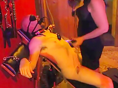 Mistress Raven and the knife