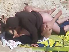 Some fun on Beach 18