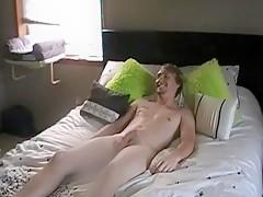 cum on her feet
