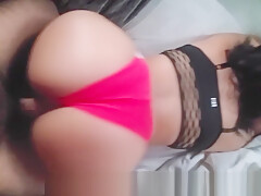 Pantie Fucking Hot Pawg Doggystyle POV Best Ass Ever