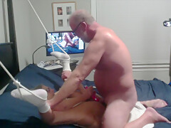 Hot Milf Gets A Good Fucking Earns A Creampie