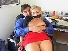 Secretary bondage