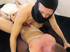 Roughly fuck my husband in a missionary position, he moans loudly