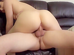 Amateur tenant househunting and cockriding