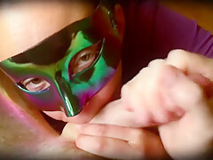 Masked Blowjob by Mindy, let her know what you think!