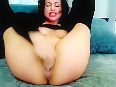 Incredible sex clip Solo Female private unbelievable show