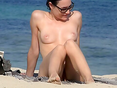 Hot Beach MILF