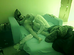 Real hidden camera ! Impotent neighbour tries to fuck my wife in the ass !