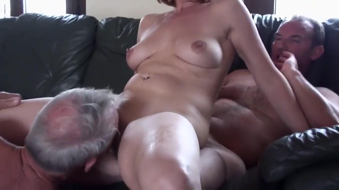 Amateur threesome cuckold-9543