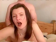 Mein geiles Orgasmusgesicht
