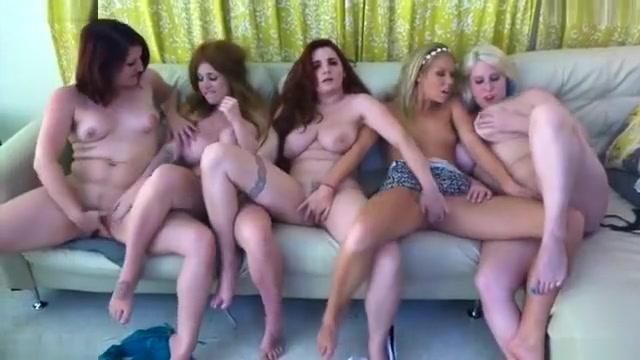 Group masturbation clips that